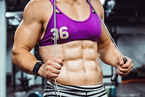 Get PowerAbs like Kari Pearce